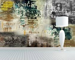 aliexpress com buy custom retro nostalgia graffiti murals aliexpress com buy custom retro nostalgia graffiti murals wallpaper living room bedroom modern abstract background mural tv sofa wall murals from reliable