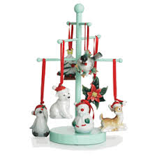 franz porcelain greetings ornaments figurines