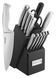 best buy kitchen knives cuisinart 15 knife set silver c77ss 15pk best buy