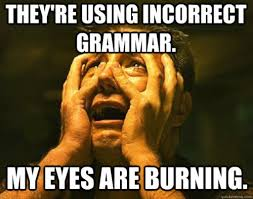 Grammar Memes - some of the funniest grammar memes from around the web