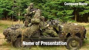 military operations powerpoint templates military operations