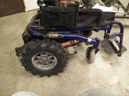 deep lug power wheelchair tires yamaha grizzly atv forum
