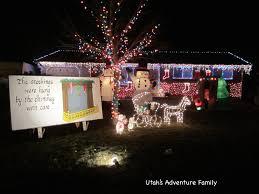 christmas street in taylorsville utah u0027s adventure family