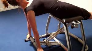 Exercise Chair As Seen On Tv Pilates Chair Exercise Youtube