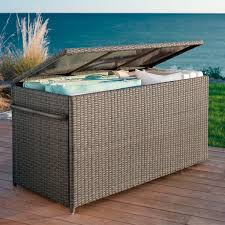 Storage For Patio Cushions Best 25 Patio Cushion Storage Ideas On Pinterest Deck Storage