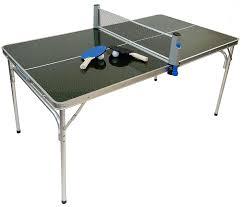 Amazon Ping Pong Table Amazon Com Mini Ping Pong Table Table Tennis Equipment