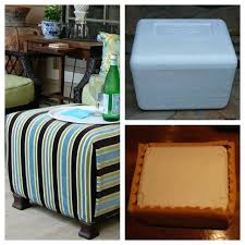 fabric storage cube ottoman fashionable fabric cube ottoman make your own ottoman from a old