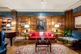 living room lounge nyc history penn club of new york