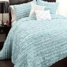 Tiffany Blue Comforter Sets I Want To Flop Down On This Fluffy Comforter Set Lush Decor