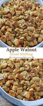 apple walnut bread adventures of mel
