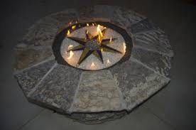 Fire Glass Pits by Outdoor Fire Pit Ideas Using Fire Glass Modern Outdooor Fireplace