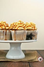 Thanksgiving Dinner Cupcakes Pumpkin Cupcakes With Maple Cinnamon Cream Cheese Frosting And