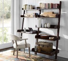 studio wall desk and shelf set pottery barn