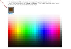 color codes customizing twitter theme colors arizona seo