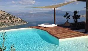 house with pools 6 affordable and beautiful greece house rentals with pools purewow