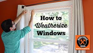 How To Insulate Your Basement by How To Weatherize Windows With Plastic Film Insulation Plus A