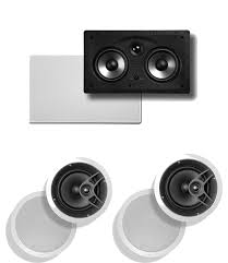 Polk Audio Rc80i 2 Way In Ceiling Speakers by Amazon Com Polk Audio 255c Rt In Wall Center Channel Speaker Plus