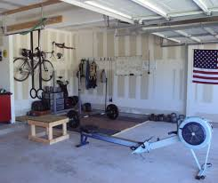 Build A Two Car Garage Petite Athleat Garage Gym