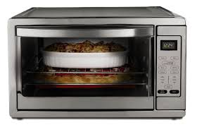 Reheating Pizza In Toaster Oven Kitchen Accessories Convection Oven Walmart With Black Decker 4