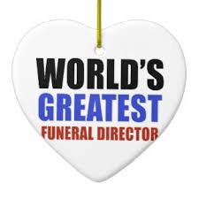 funeral director ornaments keepsake ornaments zazzle