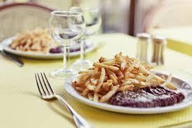 cours de cuisine nantes pas cher restaurants l entrecôte formule unique avec viande de boeuf