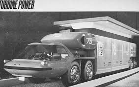 concept semi truck turbine powered heavy trucks historic fleet owner feature fleet