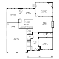 Saussy Burbank Floor Plans Hadley At Holding Village Wake Forest Nc