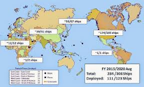 map us navy vandalia republic news us navys earth changes flood map of count