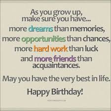 outstanding 25th birthday wishes 2016 fabulous birthday quotes for a special niece mccarthy travels