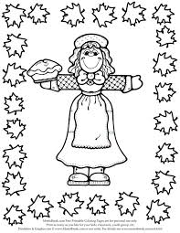 thanksgiving coloring pages kids family holiday net guide