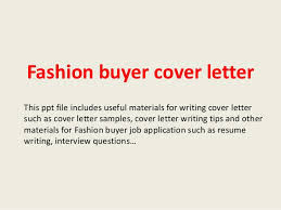 Fashion Buyer Resume Fashion Buyer Cover Letter 1 638 Jpg Cb U003d1394018624