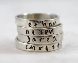 Personalized Engraved Rings 46 Best Images About Wedding On Pinterest