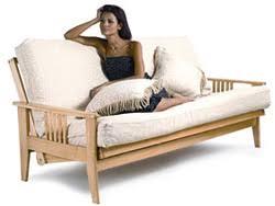solid wood futon frame wood futon frames all wood futons at futon creations