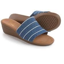 aerosoles florida wedge sandals for women save 85