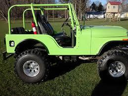 jeep body for sale jeep cj lifted jeep cj5 fiberglass body lime green for sale 0 00