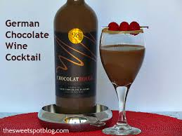 chocolate wine german chocolate wine cocktail recipe chocolate wine wine