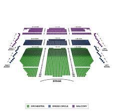 lyric theatre large broadway seating charts broadwayworld com