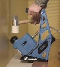 Hardwood Floor Gun Primatech Pneumatic Flooring Nailer Toolmonger