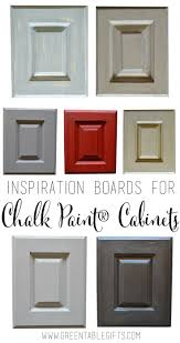 Easy Kitchen Cabinet Makeover Best 25 Chalk Paint Kitchen Cabinets Ideas On Pinterest Chalk
