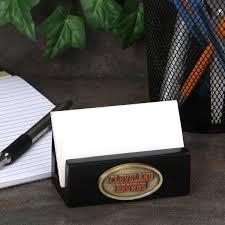 Black Business Card Holder Browns Business Card Holder Black