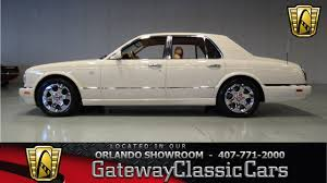 bentley showroom 2001 bentley arnage for sale 1795630 hemmings motor news