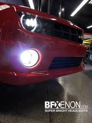 Camaro Fog Lights Bfxenon Com Introduces Complete Hid Fog Light And Headlight