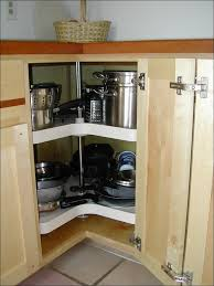 lazy susan corner cabinet organizer with base kitchen cabinets and