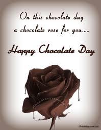 day chocolate chocolate day whatsapp status and messages status
