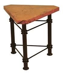 Triangle Accent Table Alluring Triangle Accent Table With Triangle Accent Table