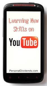 new skills on youtube