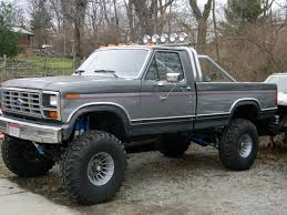 Vintage Ford Truck Forum - 100 ford f150 lifted 2000 f 150 6 inch suspension lift kit