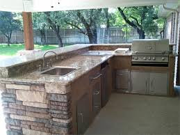 Outdoor Kitchen Cabinet Kits by Download Outdoor Kitchen Frames Garden Design