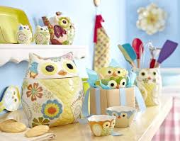owl canisters for the kitchen kitchen theme decor sets home design ideas and inspiration