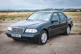1997 mercedes benz c180 classic u2013 edward hall